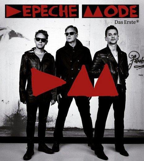 Depeche mode enflamme Bercy