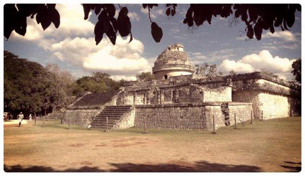 Le Mexique, sous le soleil des Mayas