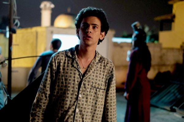 Mon fils (Dancing Arabs)