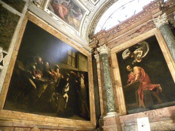 Les bas-fonds du baroque - La Rome du vice et de la misère
