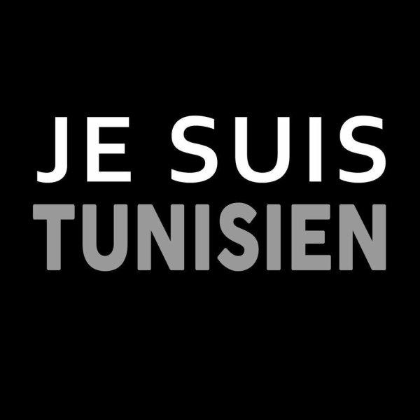 #Je suis Tunisien