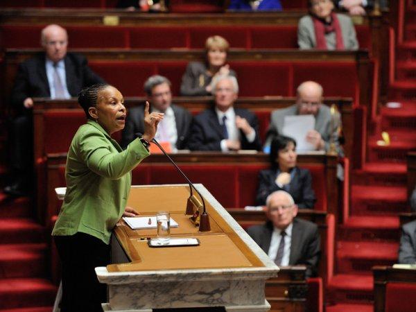 """Christiane Taubira - Merci pour ta """" réforme de civilisation"""""""