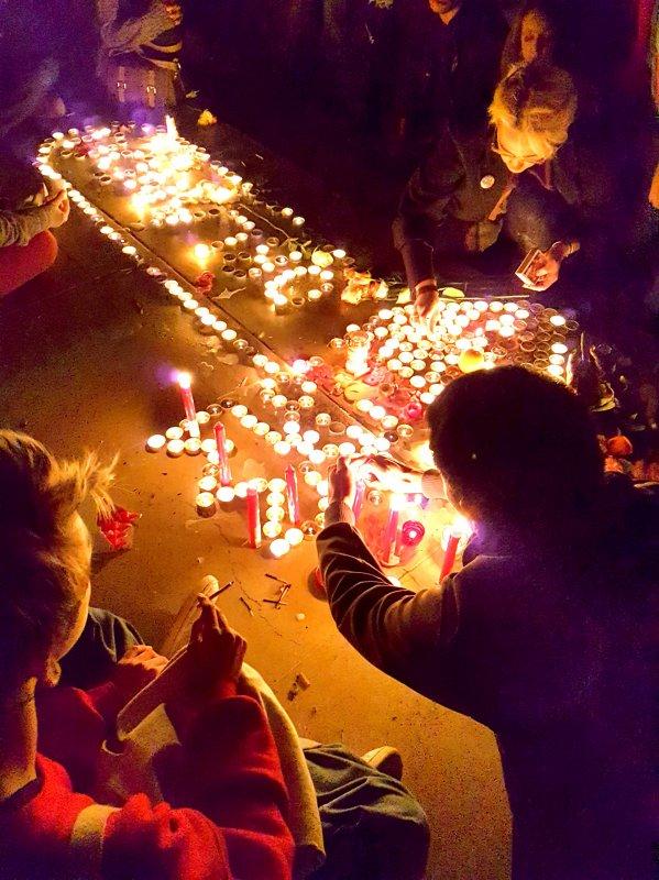 Hommage aux victimes d'Orlando #Orlando