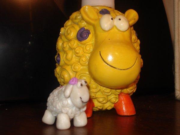 Dessine-moi un mouton...