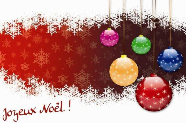 Un joyeux Noël 2015