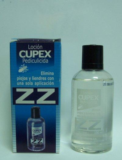 Antibacteriano Cupex ZZ