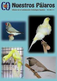 Portadas Nuestros Pájaros