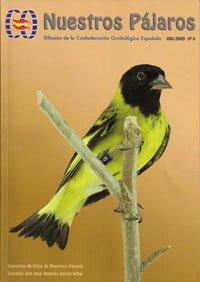 Portadas Nuestros Pájaros (bis)