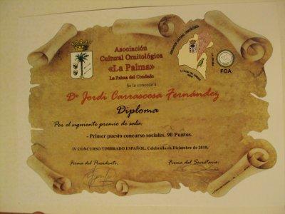Mi trofeo de 2010