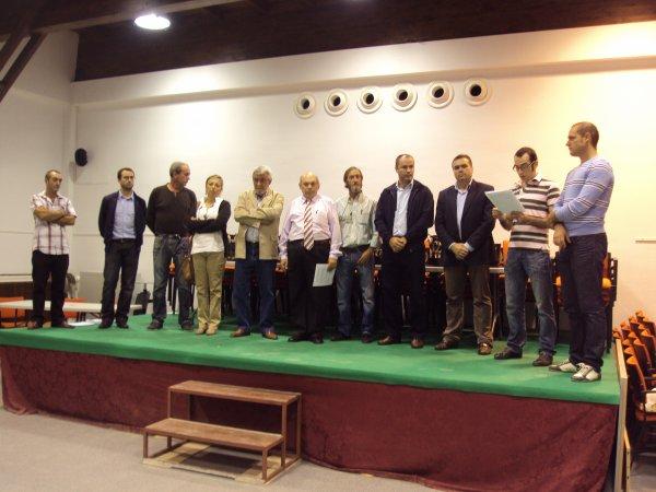 Entrega trofeos ACO La Palma