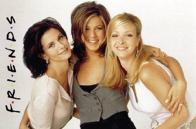 Friends - 1994 à 2004.