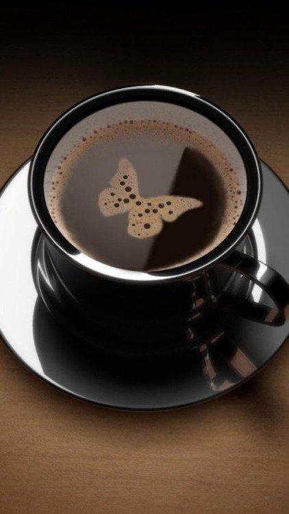 un ptit café mon ange?