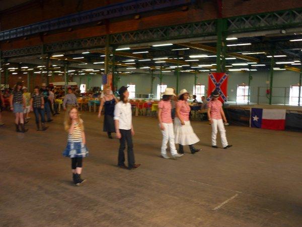 Bal des Chaparal Country Club de Maubeuge le 23 Avril 2011