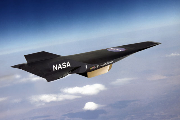 NASA X-43 SCRAMJET