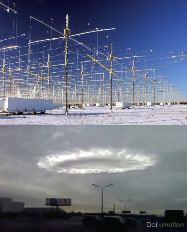 PROJET HAARP (HIGH AURORAL ACTIVE RESEARCH PROJECT)