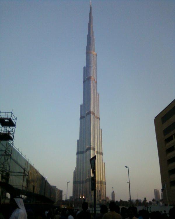 Burj Khalifa - Dubai Mall -