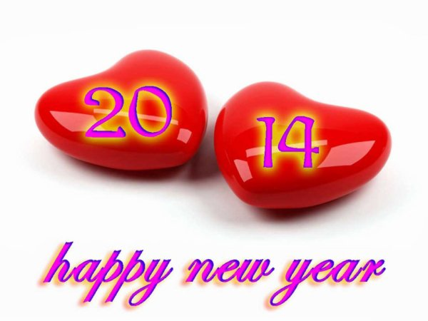 I wish you a new year filled with happiness