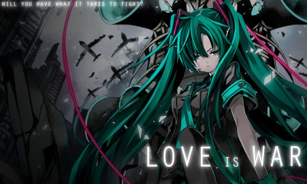 Love is War - Miku