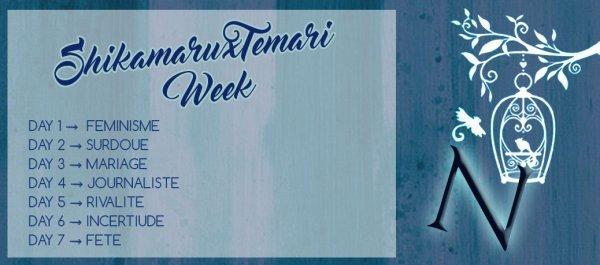 Shikamaru Temari Week