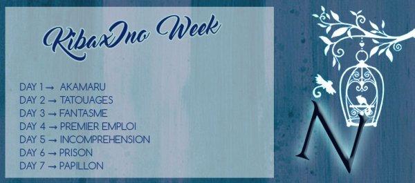 Ino Kiba Week