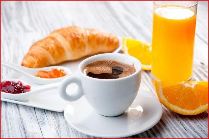 Un bon petit déjeuner !
