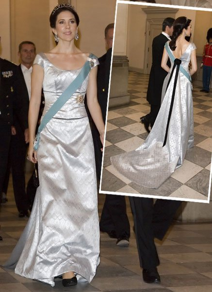 The Style Dress - Princess Mary  , Crown Princess of Denmark Style _