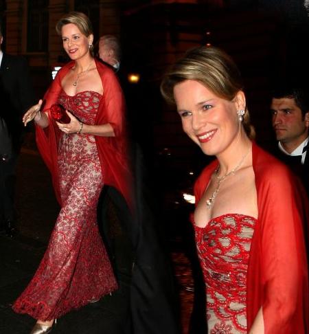 The Style Dress - Princess Mathilde of Belgium