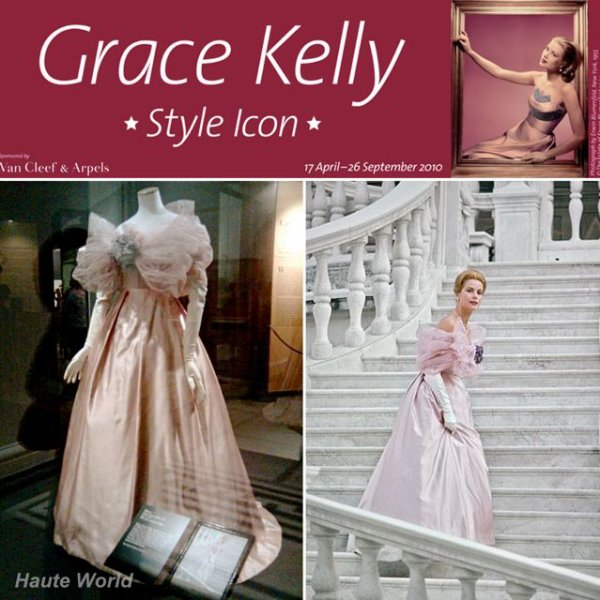 Grace Princess of Monaco Icone _SUITE