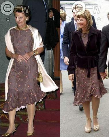 Royal Ladies Similaire Style ou identique _ Suite
