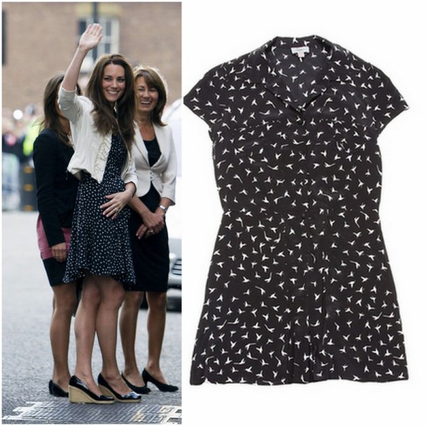 The Style Dress - Catherine Duchess of Cambridge  _