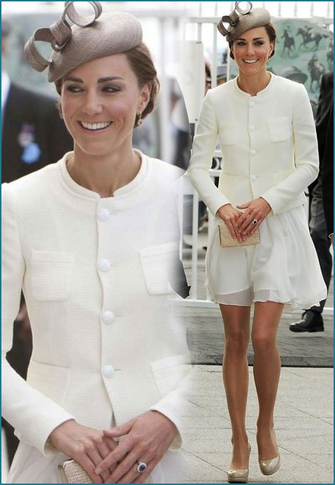 The Style Dress - Catherine Duchess of Cambridge _ Suite