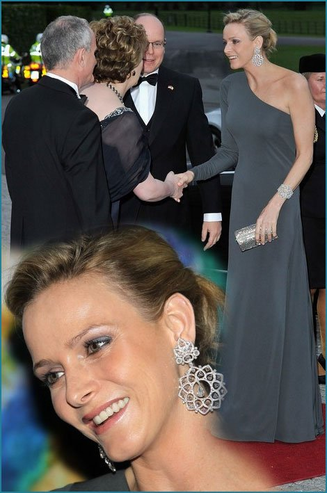 Charlene Wittstock Style - Future Princess of Monaco _ Suite