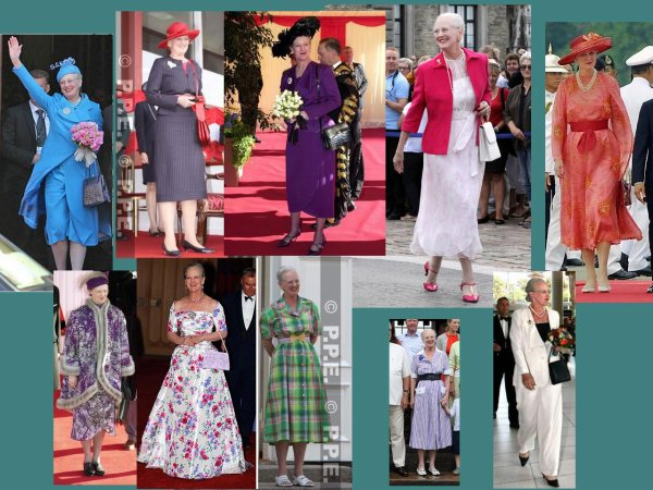 The Style Dress - Queen Margaret of Denmark _