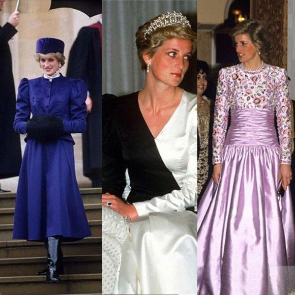 Princess Diana Style _ SUITE