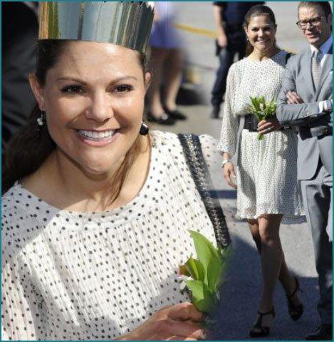 "Princesse Victoria de Suéde Style ""SUITE """