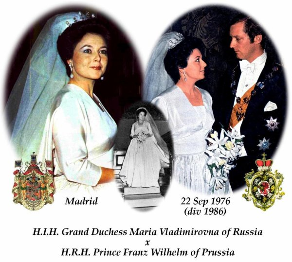 Wedding Dress of Royal _