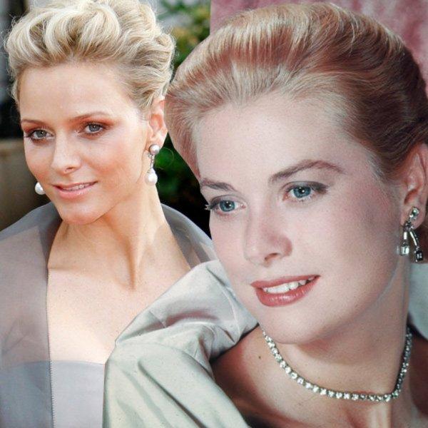 Grace et  Charlene _