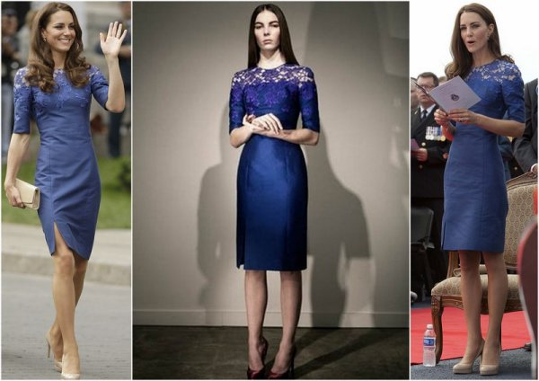 Catherine Duchess of Cambridge - Style              *  In Canada *