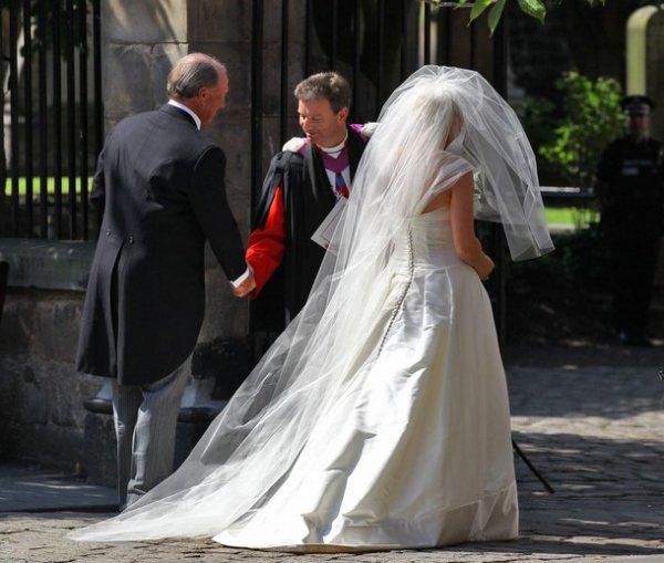 The Wedding Dress - Zara Phillips