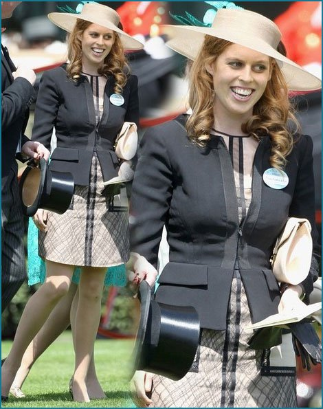 The Style Dress - Princess Beatrice of England _