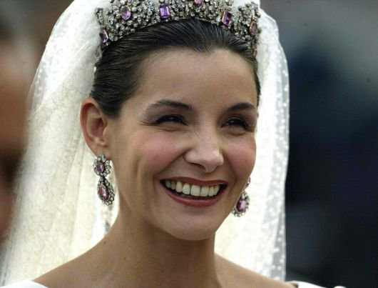 The Wedding dress - Clotilde Courau -  2003 _