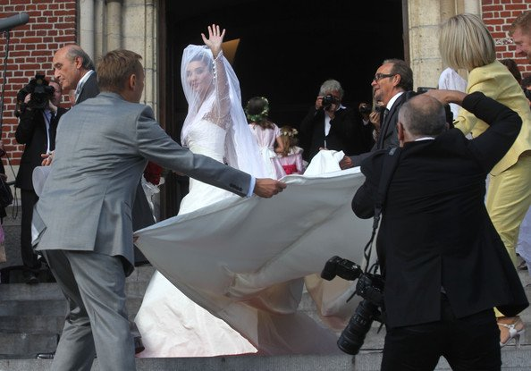 The Wedding Dress - Isabella Orsini _  Princess of  Ligne