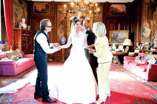 The Wedding Dress - Isabella Orsini _  Princess of  Ligne