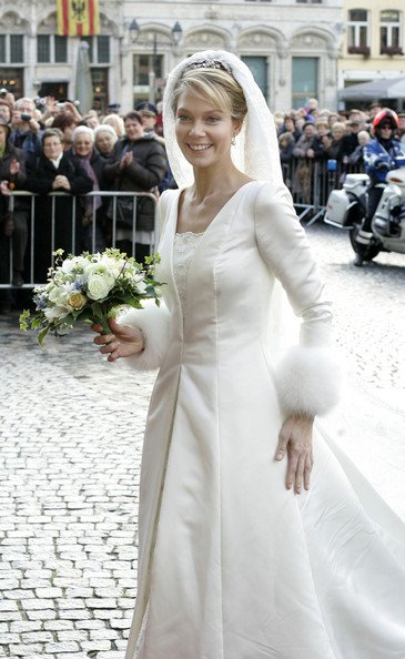 The Wedding Dress - Marie Christine Archduchess of Austria _ Comtess of Limburg-Stirum - SUITE