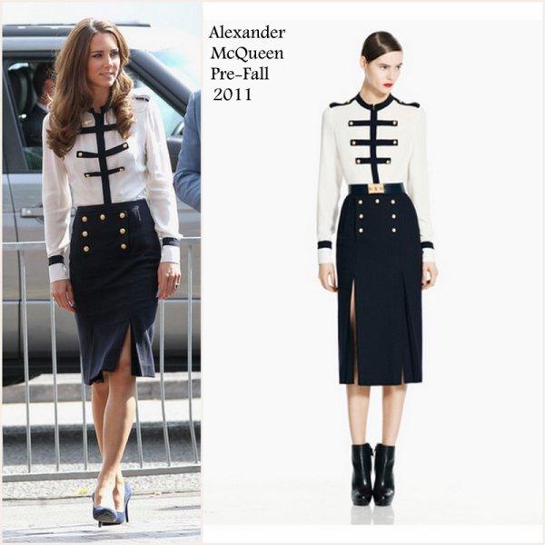 Catherine Duchess of Cambridge - Style _ Suite