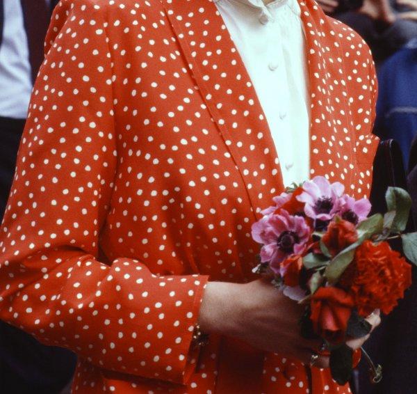Détails / matériaux de ses vêtements de Diana _ Suite _& _ Détails / matériaux des Portaits ses vêtements de Diana _