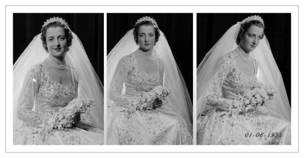 Wedding Dress - The  Spencer  Family