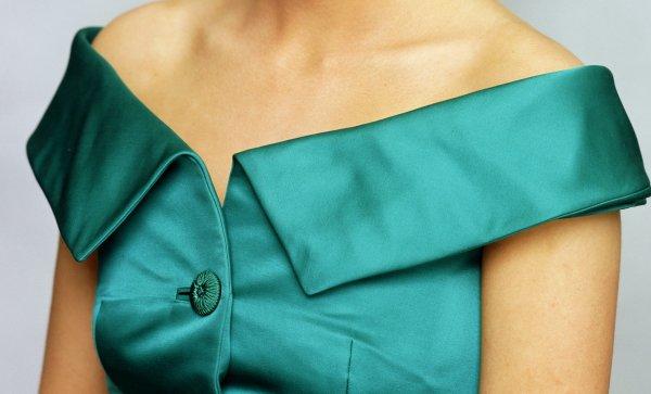 Détails / matériaux des Portaits ses vêtements de Diana _ Suite