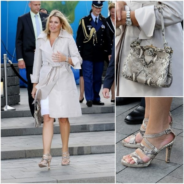 Style of Princess Maxima of the Netherlands _ SUITE