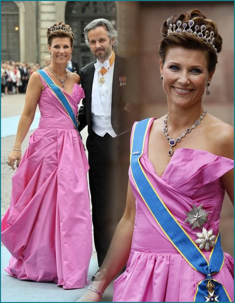 Princess Märtha Louise of Norway -  Style